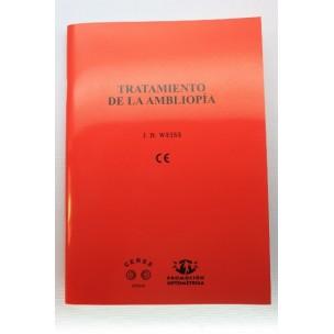 """Livro """"Tratamento de ambliopia"""" J.B. Weiss - Exercícios"""