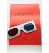 """Livro """"Tratamento de Neutralização"""" J.B. Weiss - Exercícios + Oculos Bi-Cromáticos"""